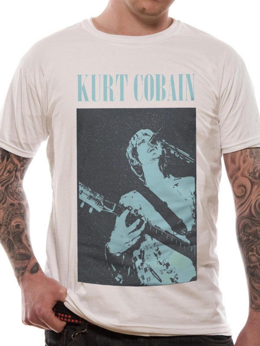 tričko pánské Kurt Cobain