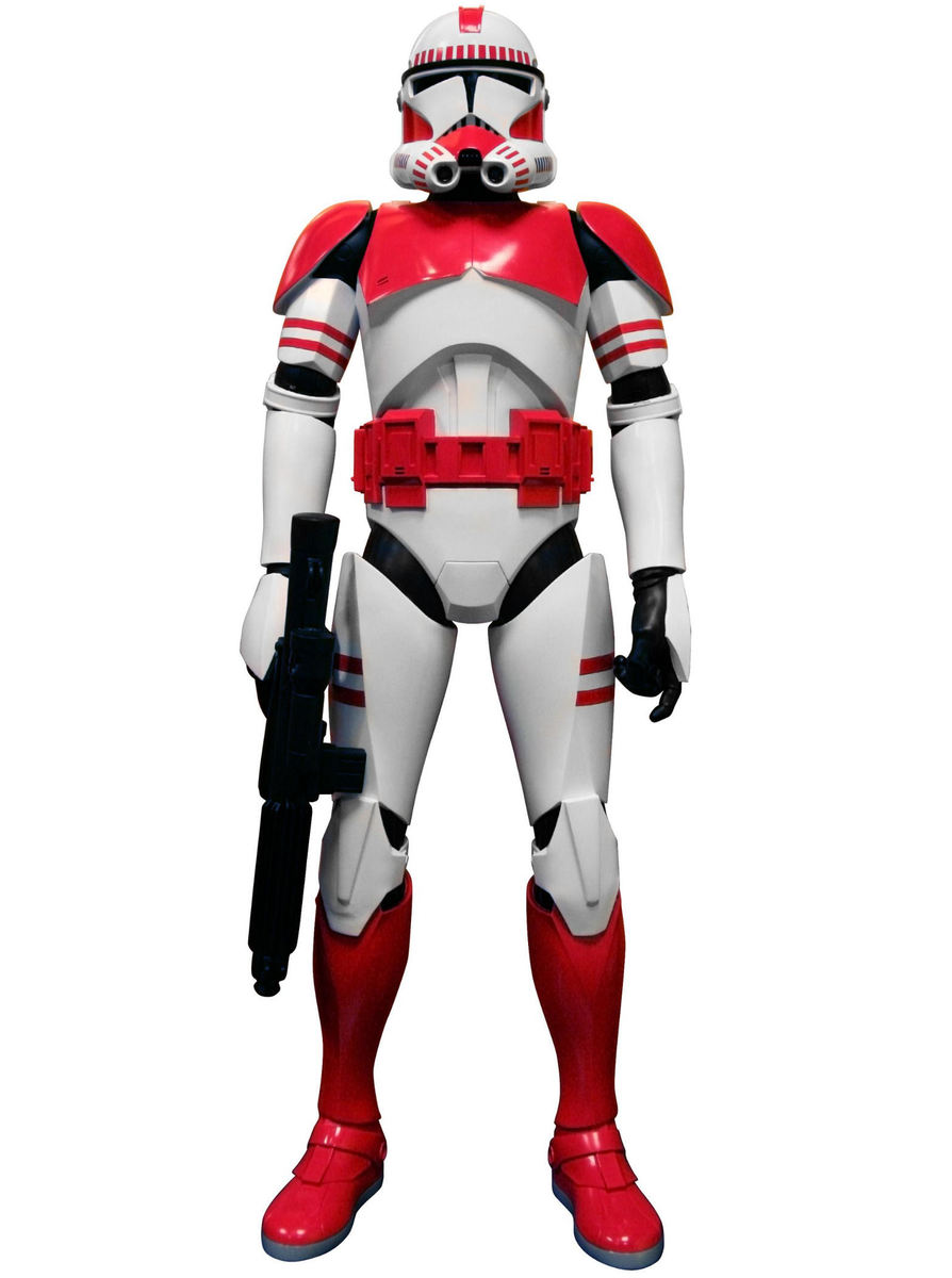 figurka Star Wars - Action Figure Shock Trooper - JPA65219
