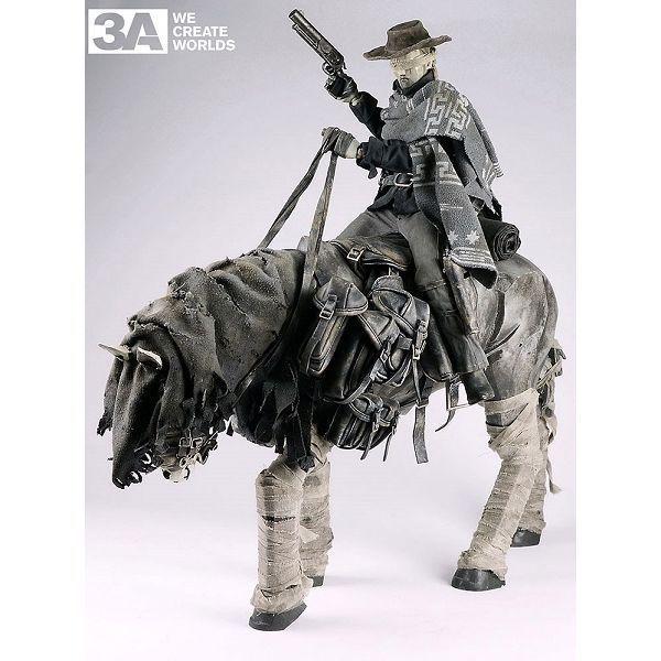 figurka Dark Cowboy - Popbot Action - Dead Equine Super - THRA-DC