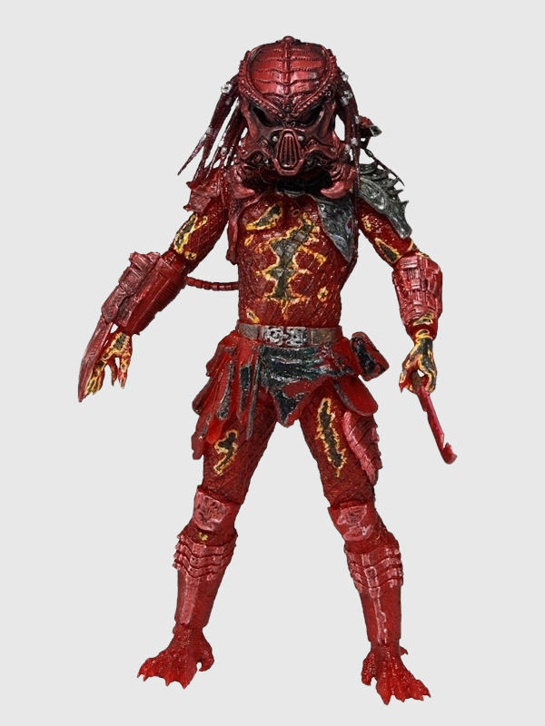 figurka Predator - Lava Planet - NECA51487
