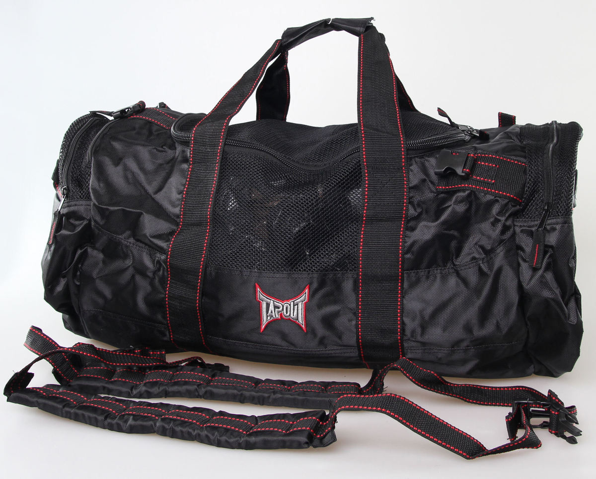 taška TAPOUT - Equipment - Black/Red