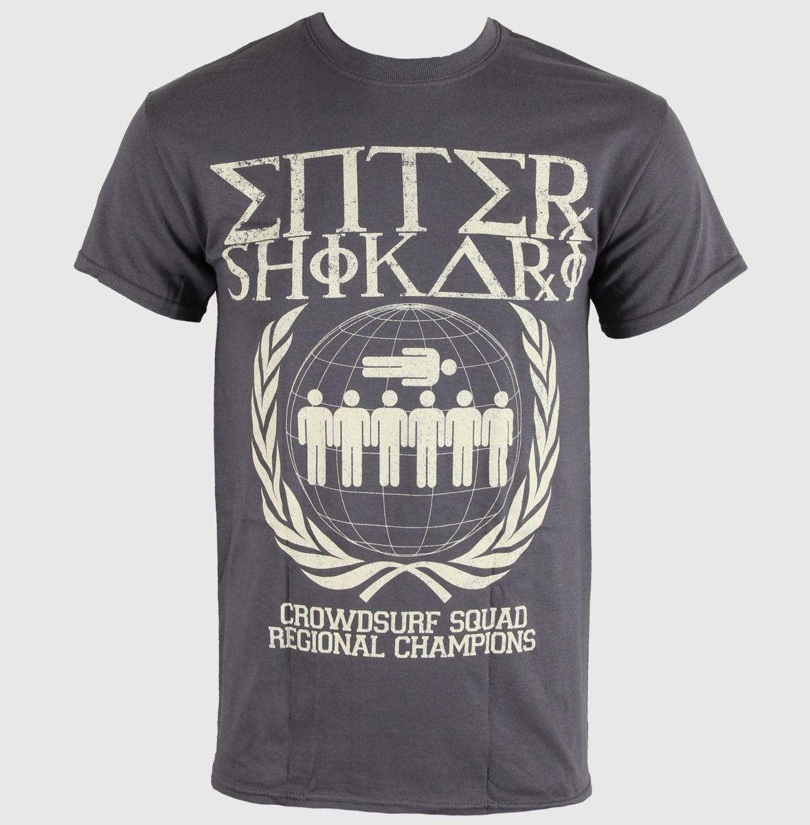 tričko pánské Enter Shikari