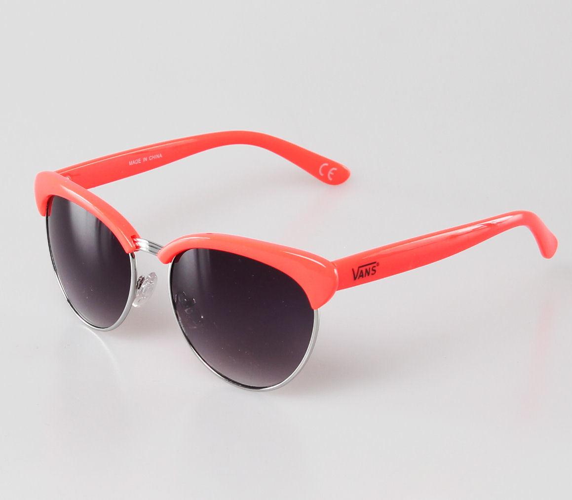 brýle sluneční VANS - Semirimless Cat - Neon Orange - VVZHOHP