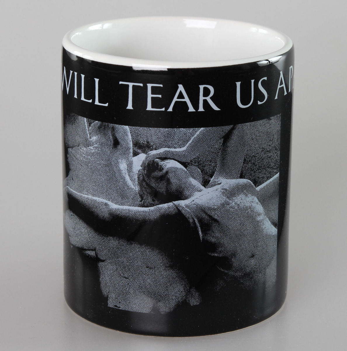 hrnek Joy Division - Love Will Tear - Black - ROCK OFF - JDMUG03