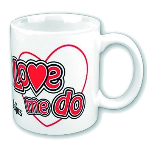 hrnek The Beatles - Love Me Do - ROCK OFF - BEATMUG24