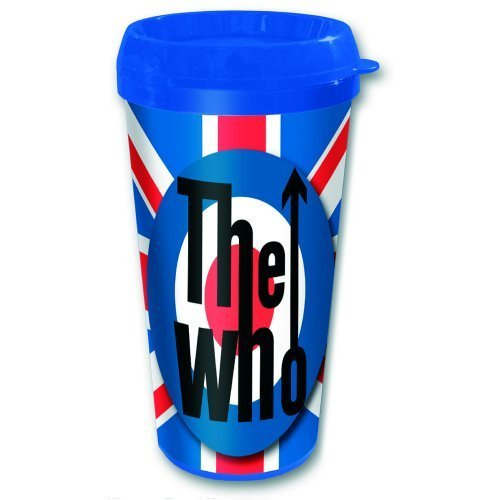 hrnek termo The Who - Target - ROCK OFF - WHOTRAVMUG01