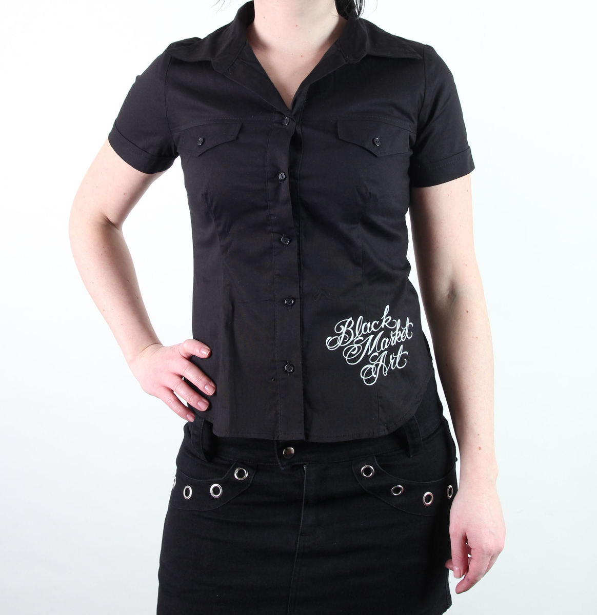 košile dámská BLACK MARKET - Jarad Bryant - Eve Button Up - BM017