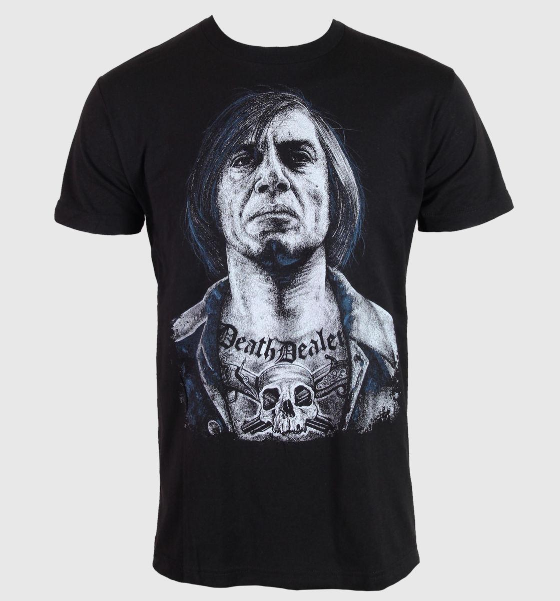 tričko pánské BLACK MARKET - Wayne Maguire - Death Dealer - BM023
