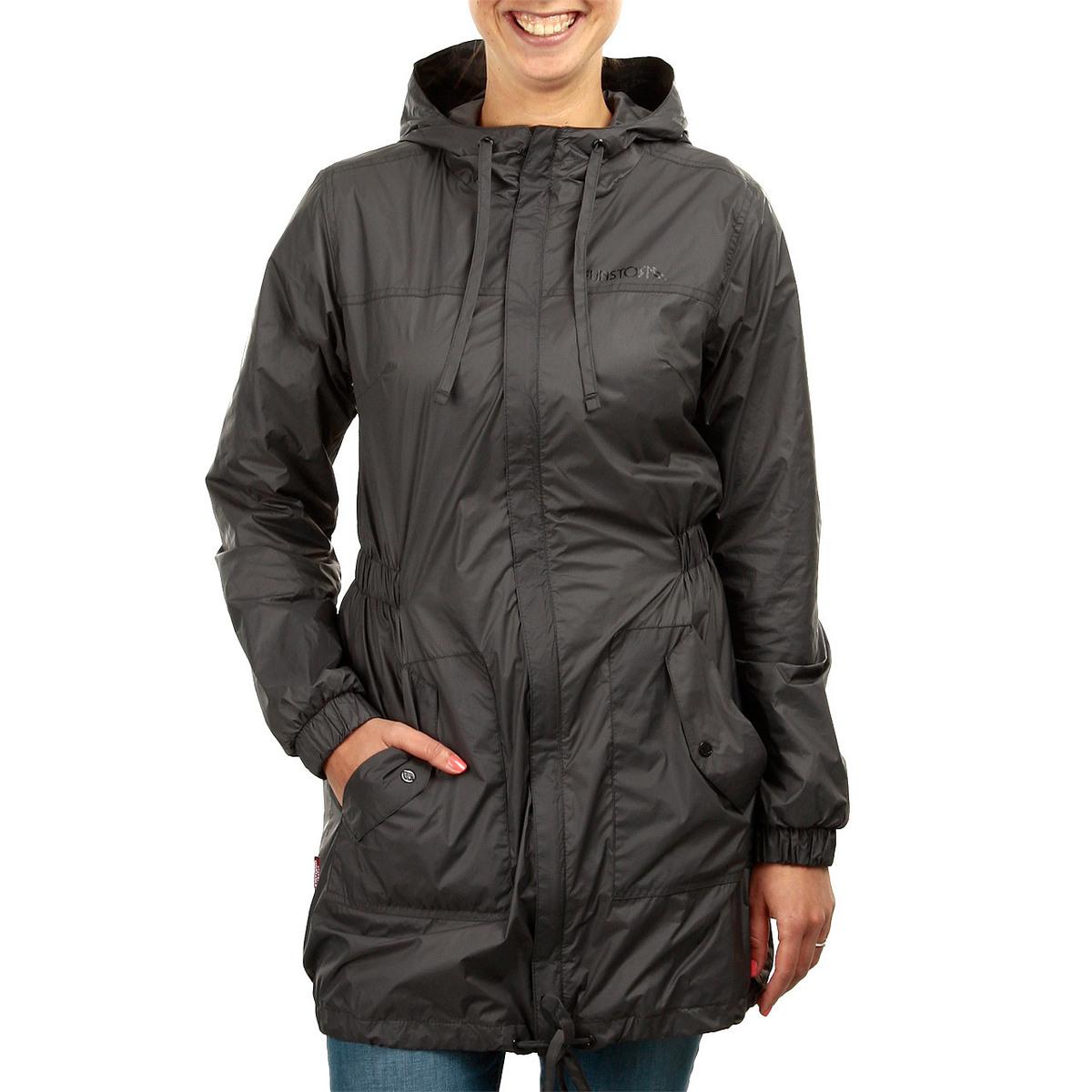 bunda dámská -kabátek- jarně-podzimní FUNSTORM - Munfe - 20 D GREY