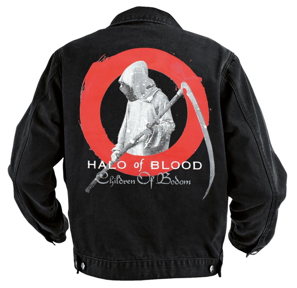 bunda pánská jarně-podzimní Children Of Bodom - Halo Of Blood - NUCLEAR BLAST - 22030