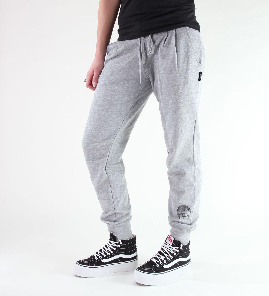 kalhoty -tepláky- dámské FUNSTORM - Emory - 19 GREY