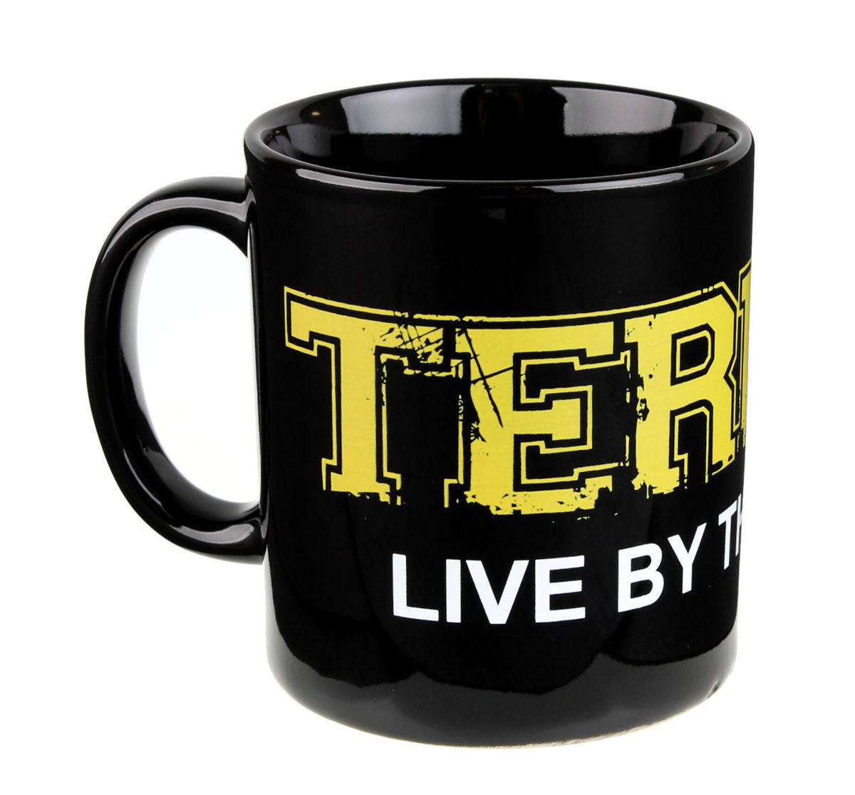 hrnek Terror - Live by the Code - RAGEWEAR - 029MUG35