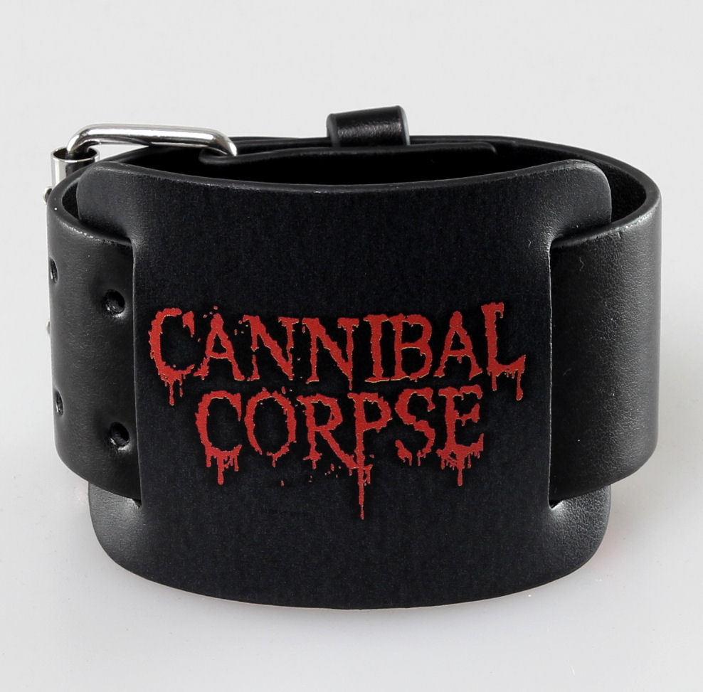 náramek Cannibal Corpse - Logo - RAZAMATAZ - LW013