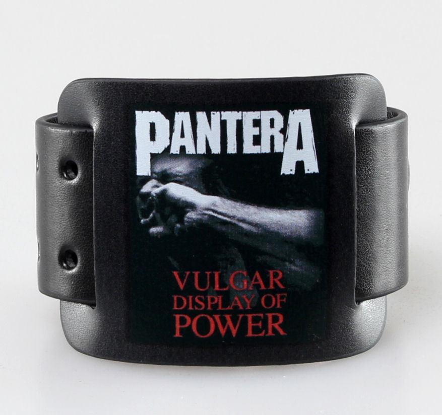 náramek Pantera - Vulgar Display Of Power - RAZAMATAZ - LW018
