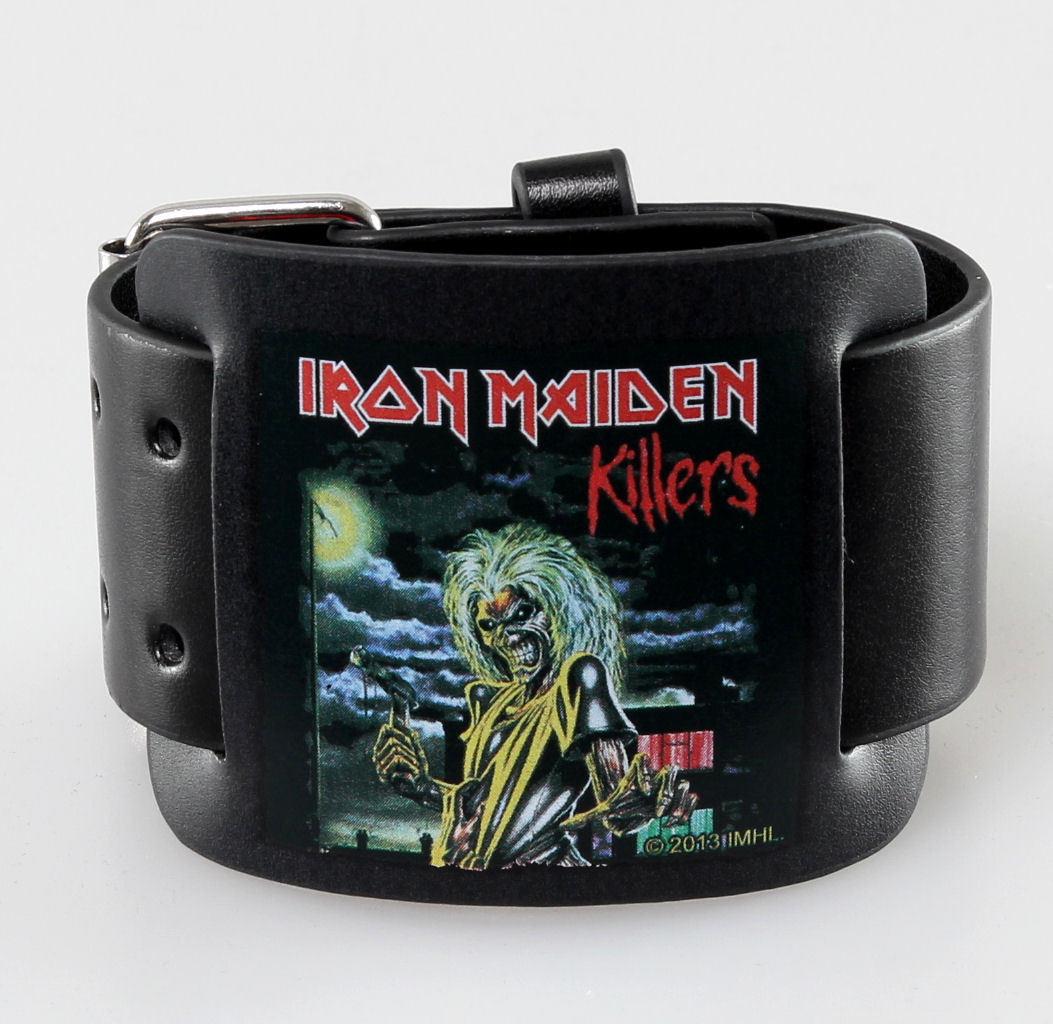 náramek Iron Maiden - Killers - RAZAMATAZ - LW026