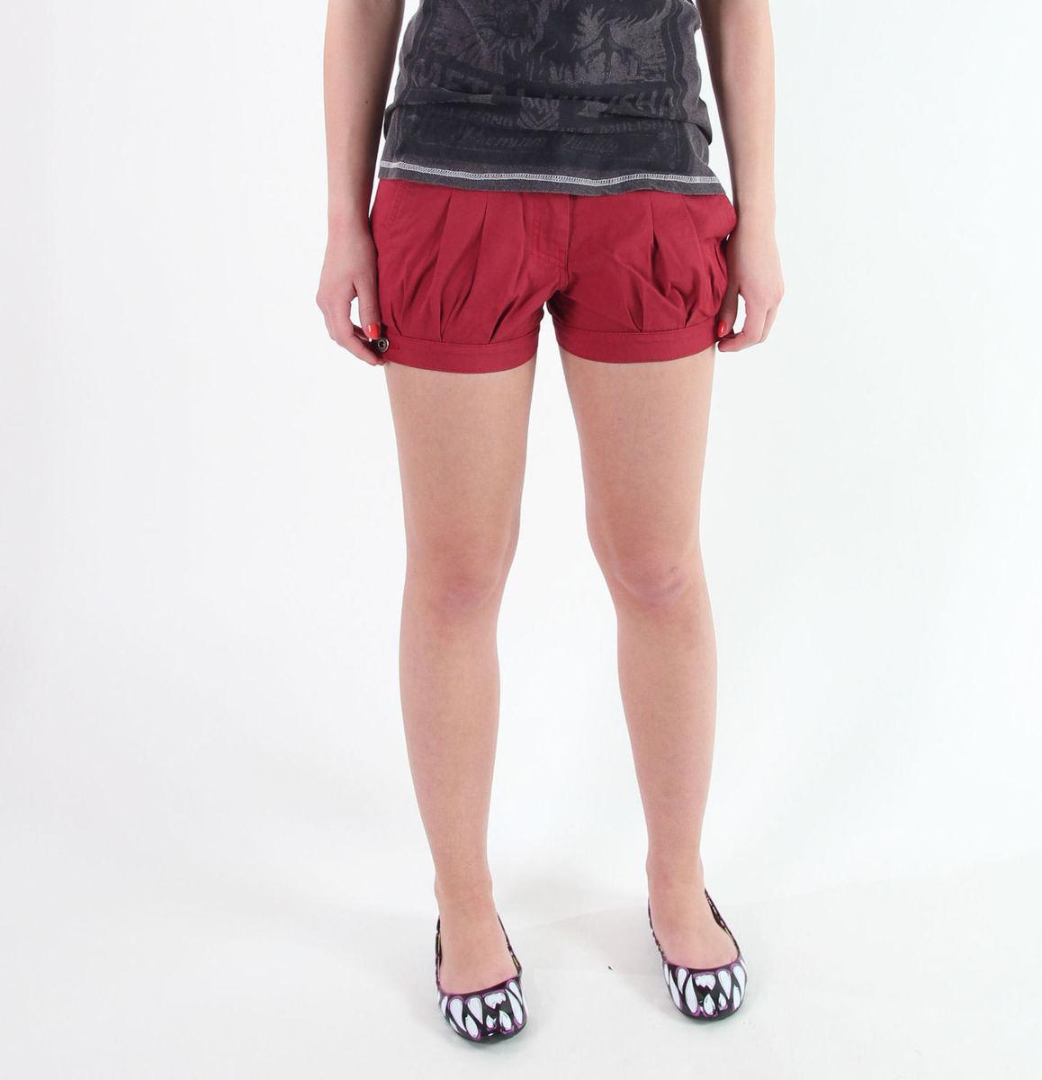 kraťasy dámské (šortky) FUNSTORM - Gela Mini - 24 Red