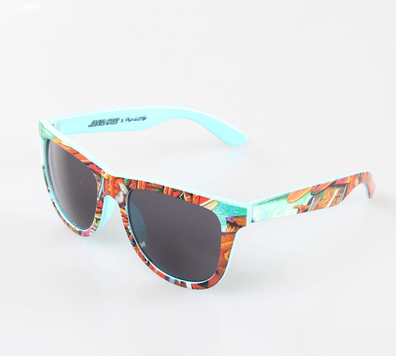 brýle sluneční SANTA CRUZ - WOODYSTOCK SHADES - MULTI - MAMWO
