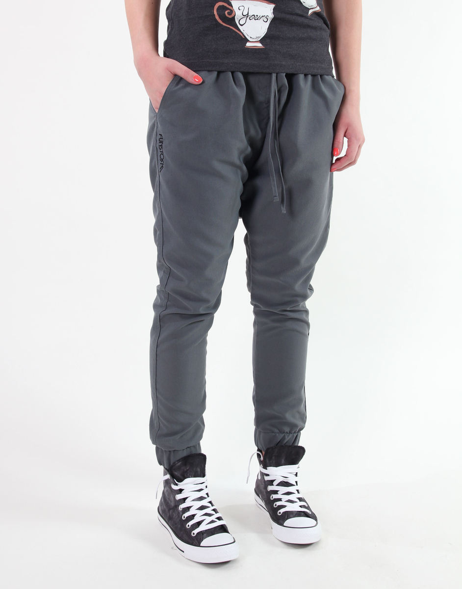 kalhoty dámské FUNSTORM - Cita - 20 D Grey - PG-51409