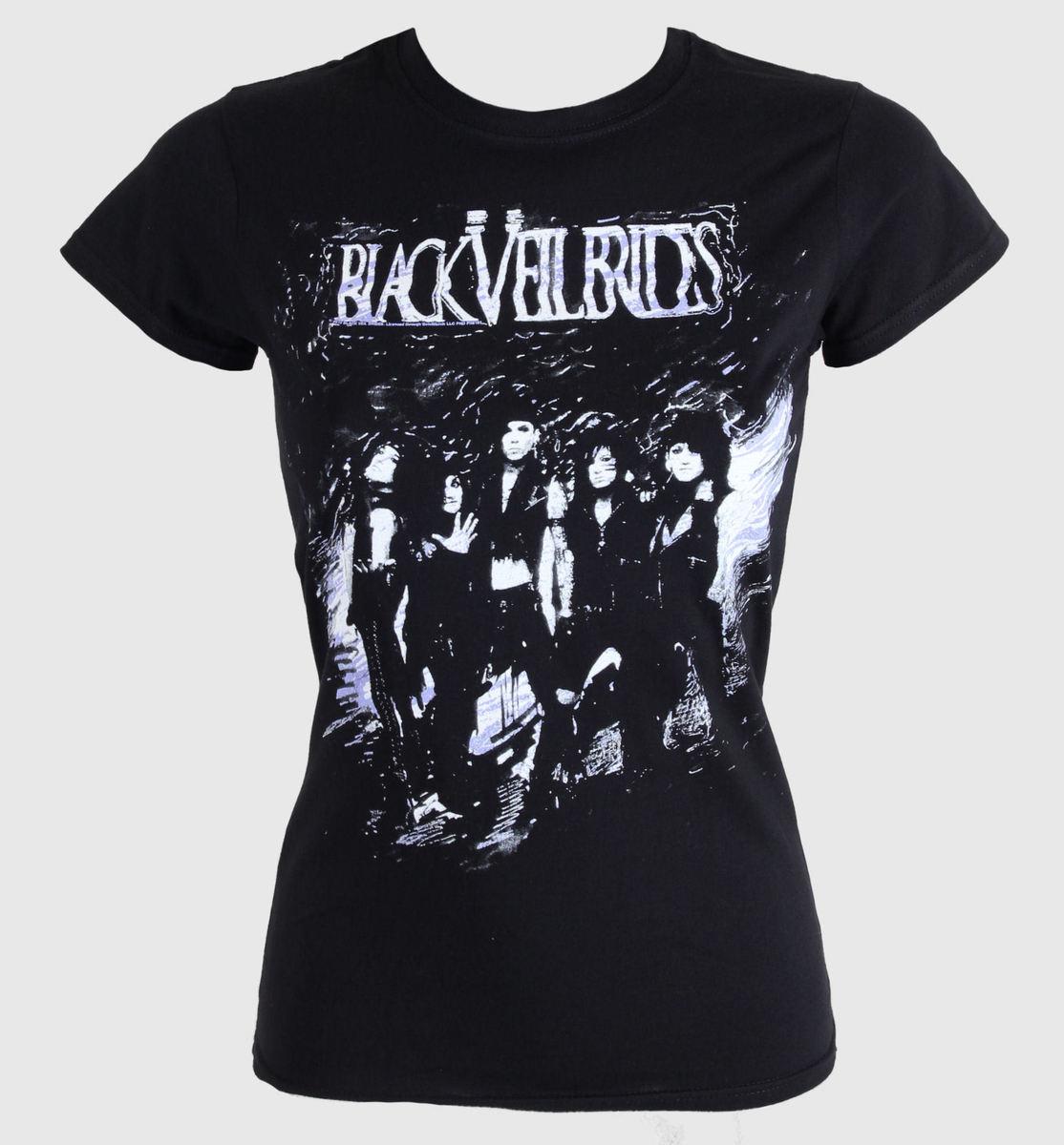 tričko dámské Black Veil Brides