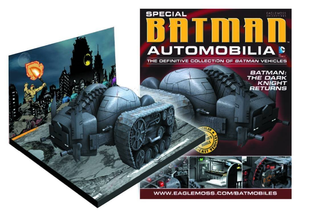 dekorace , automobil Batman - The Dark Knight - Special Tank - EAM0752600