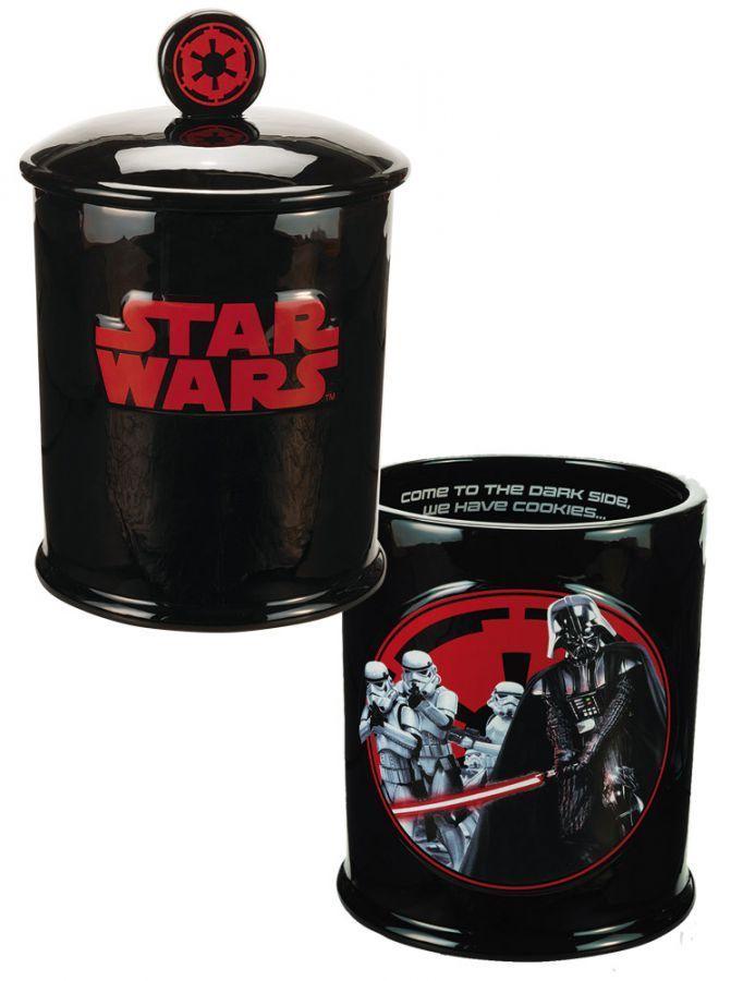dekorace (dóza na sladkosti) Star Wars - Darth Vader - JOY99141
