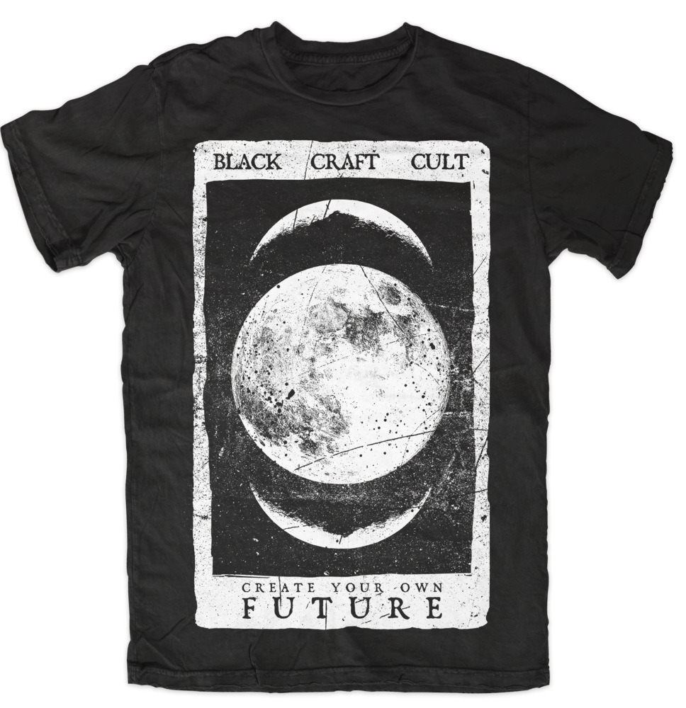BLACK CRAFT Create Your Own Future Tarot černá