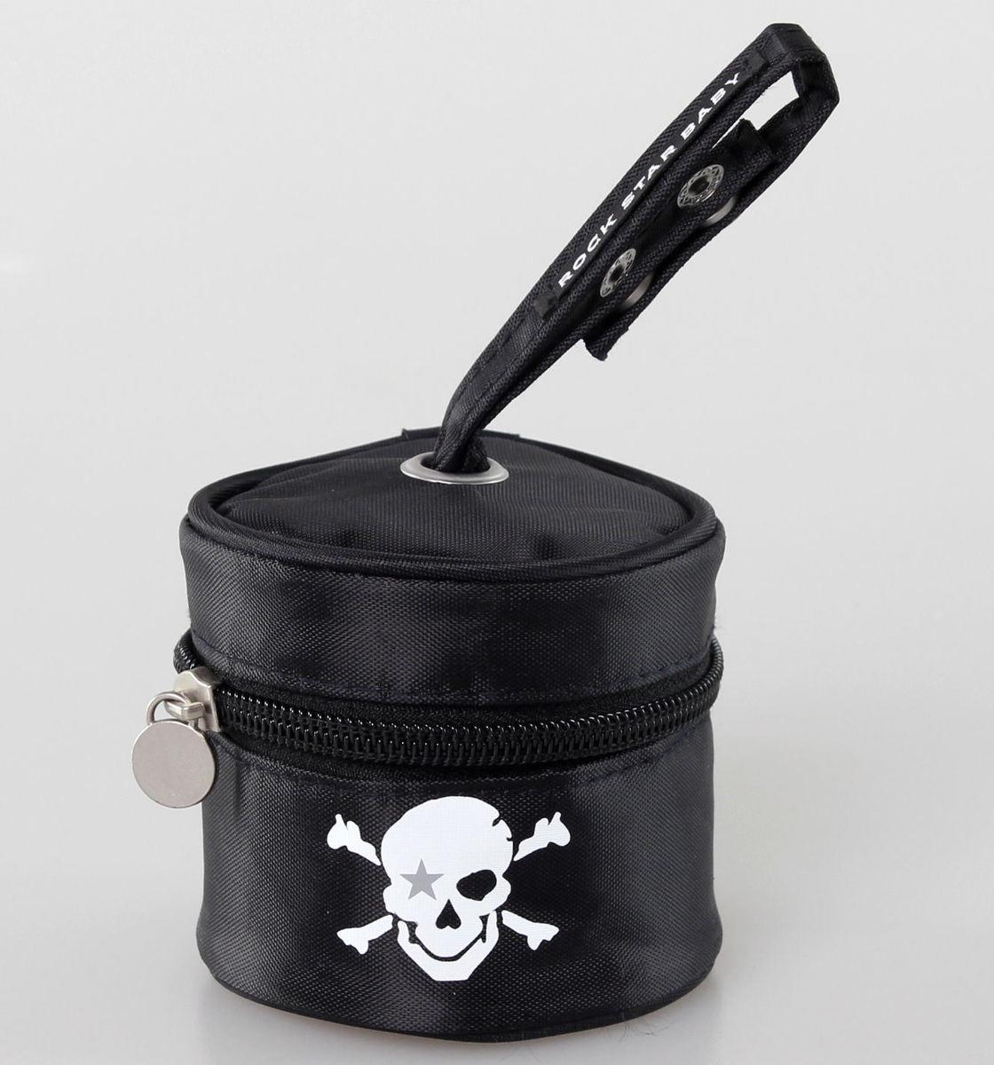 taštička na dudlík ROCK STAR BABY - Pirat - 90097