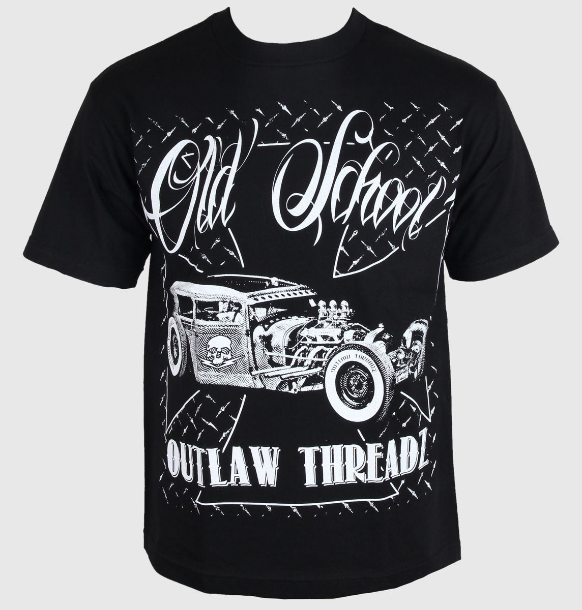 OUTLAW THREADZ Old School černá