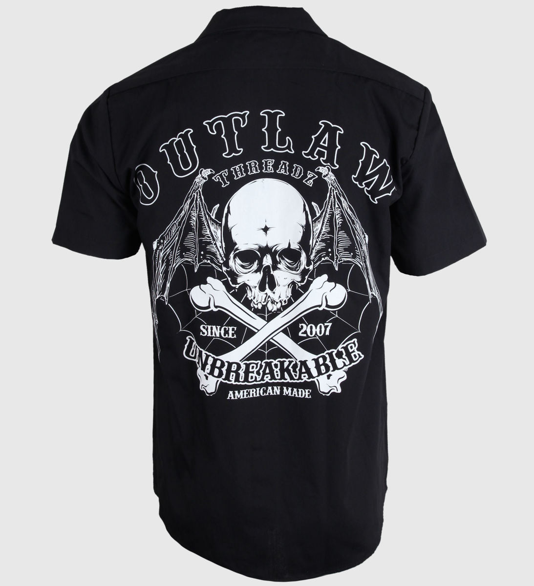 košile pánská Outlaw Threadz