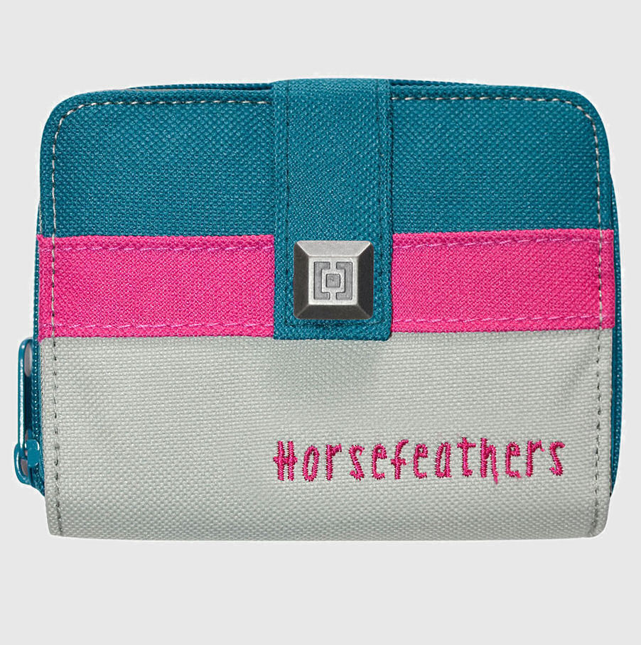 peněženka HORSEFEATHERS - CANDY - Pink