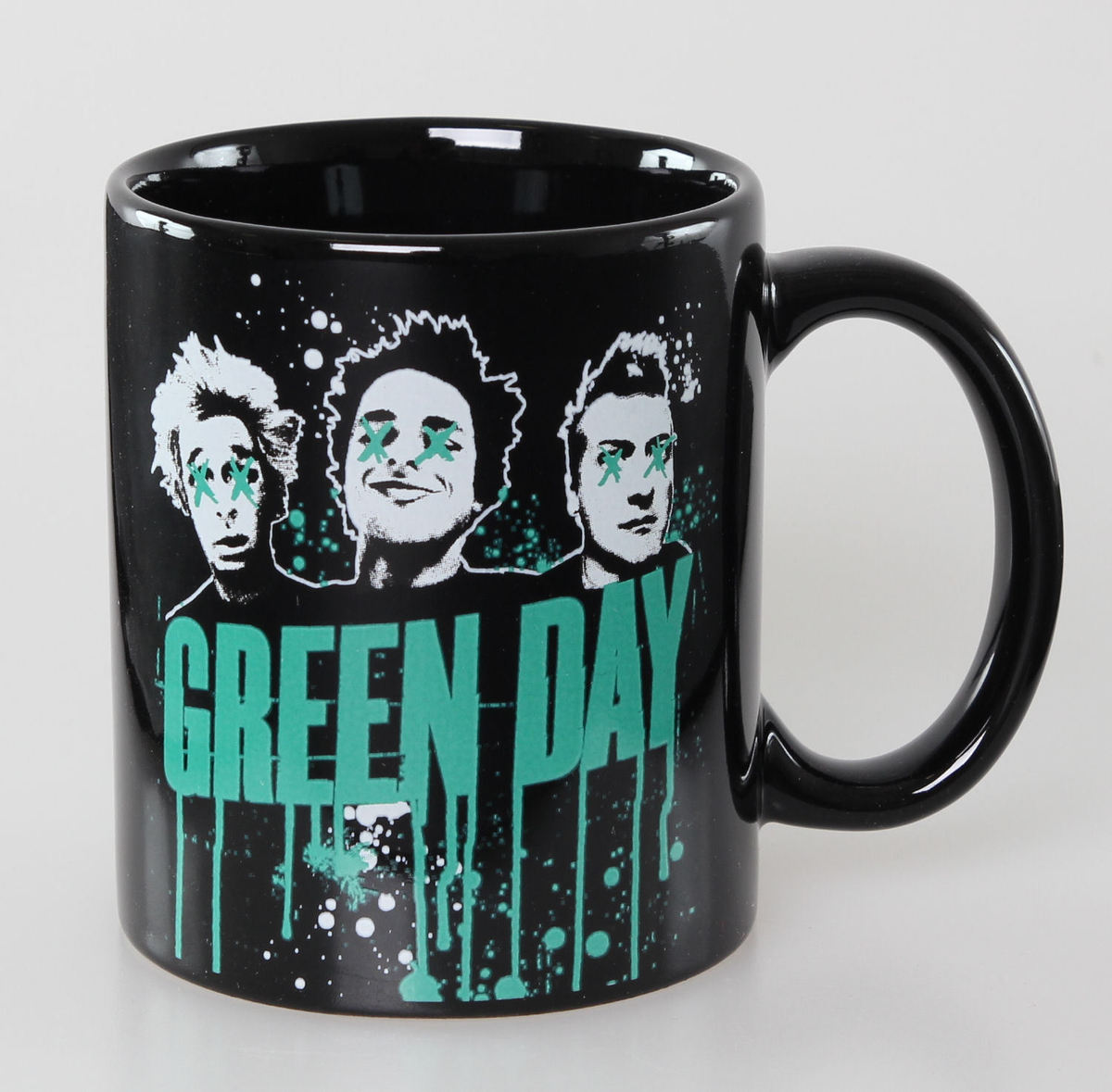 hrnek Green Day - Drips - ROCK OFF - GDMUG02