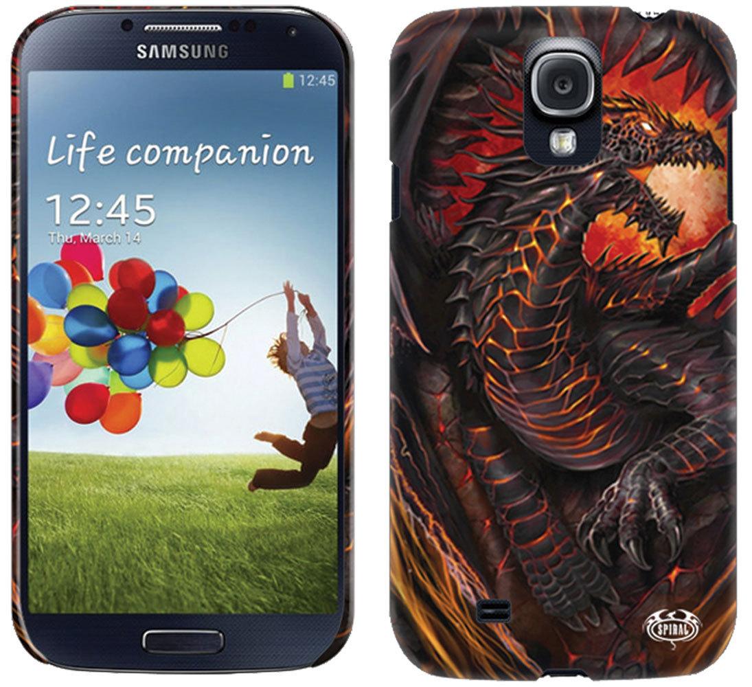 kryt na mobil SPIRAL - DRAGON FURNACE - Samsung - LG179575