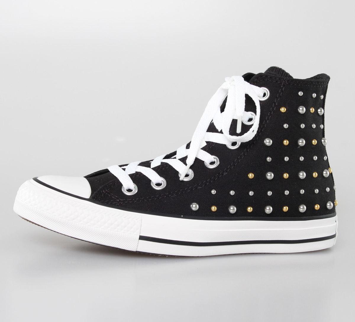 boty dámské CONVERSE - Chuck Taylor All Star - Black - C544881F