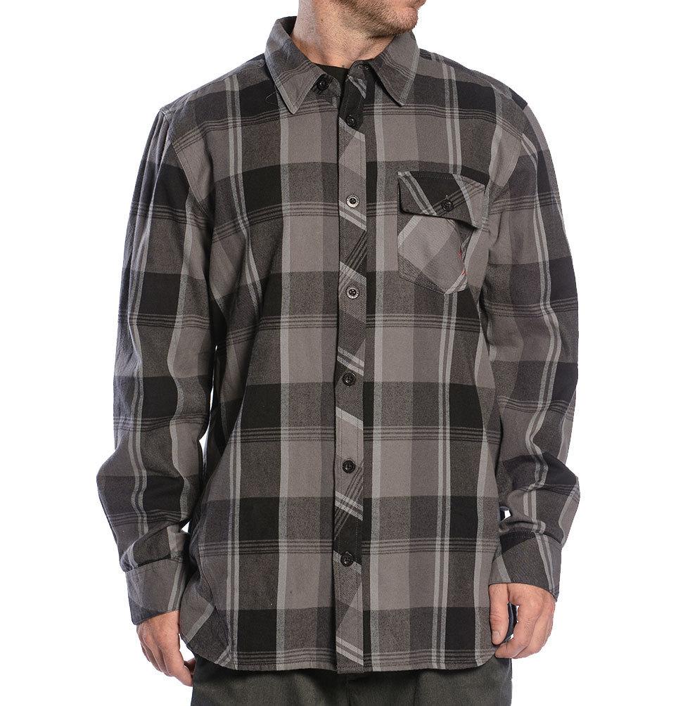 košile pánská SULLEN - Global - BLK
