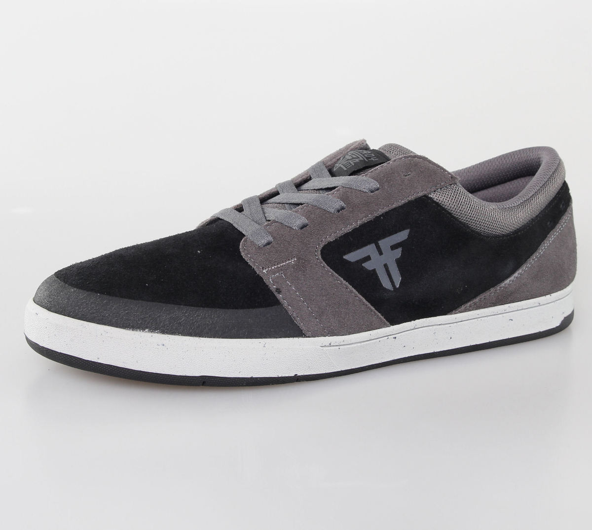 boty pánské FALLEN - Torch Ash - Grey/Flat Black - 41070089