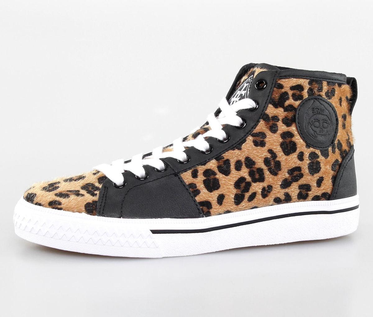 boty IRON FIST - Leopard Broadway High - Leopard - IFUVUL610F14