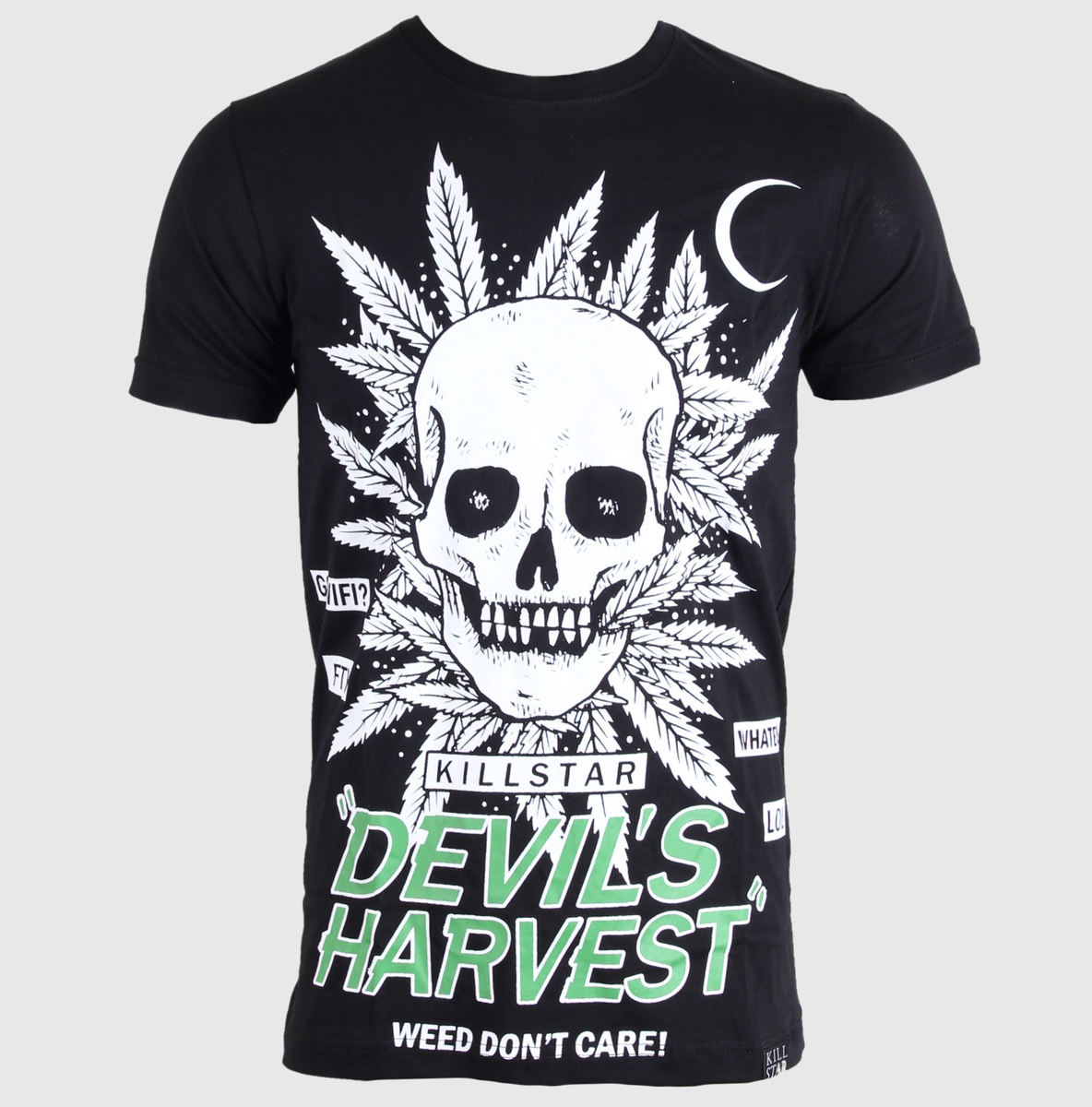 tričko (unisex) KILLSTAR - Devil'S Harvest - Black