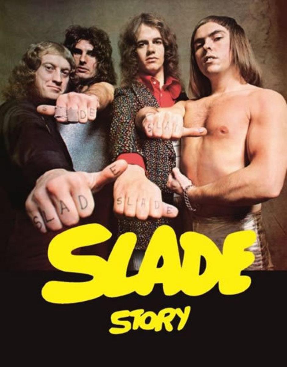 kniha Slade Story - Příběh - Šotola Zdeněk
