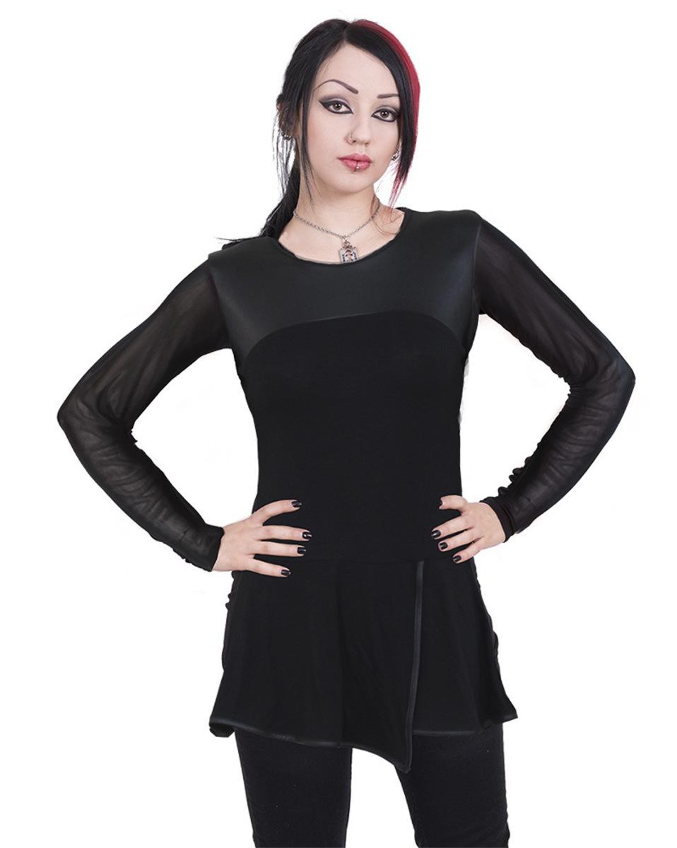 šaty dámské SPIRAL - Gothic Rock - P002F125 L