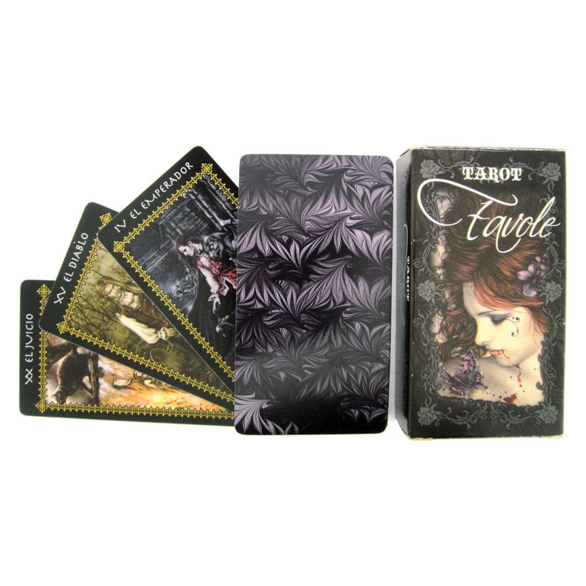 tarotové karty Victoria Francés - 37709