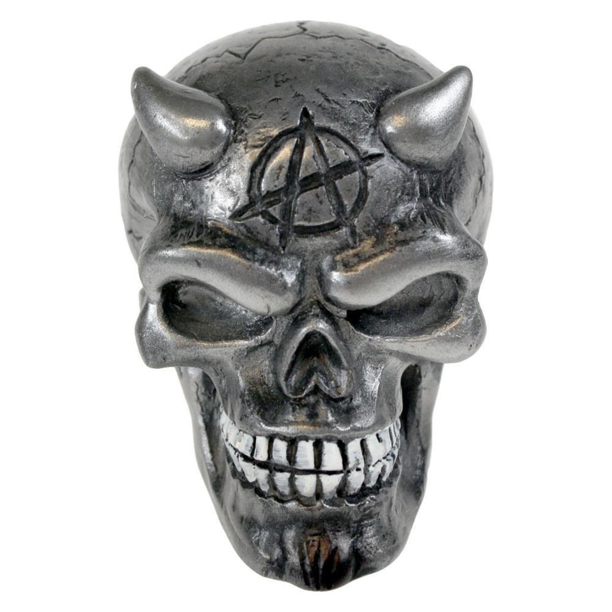 dekorace-hlavice řídící páky- Devil Gear - U0483B4