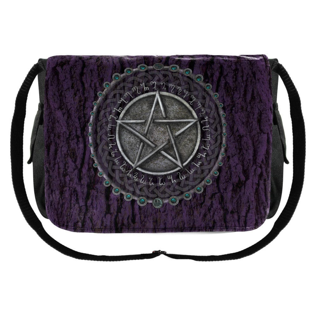taška Pentagram - Purple - B0571B4