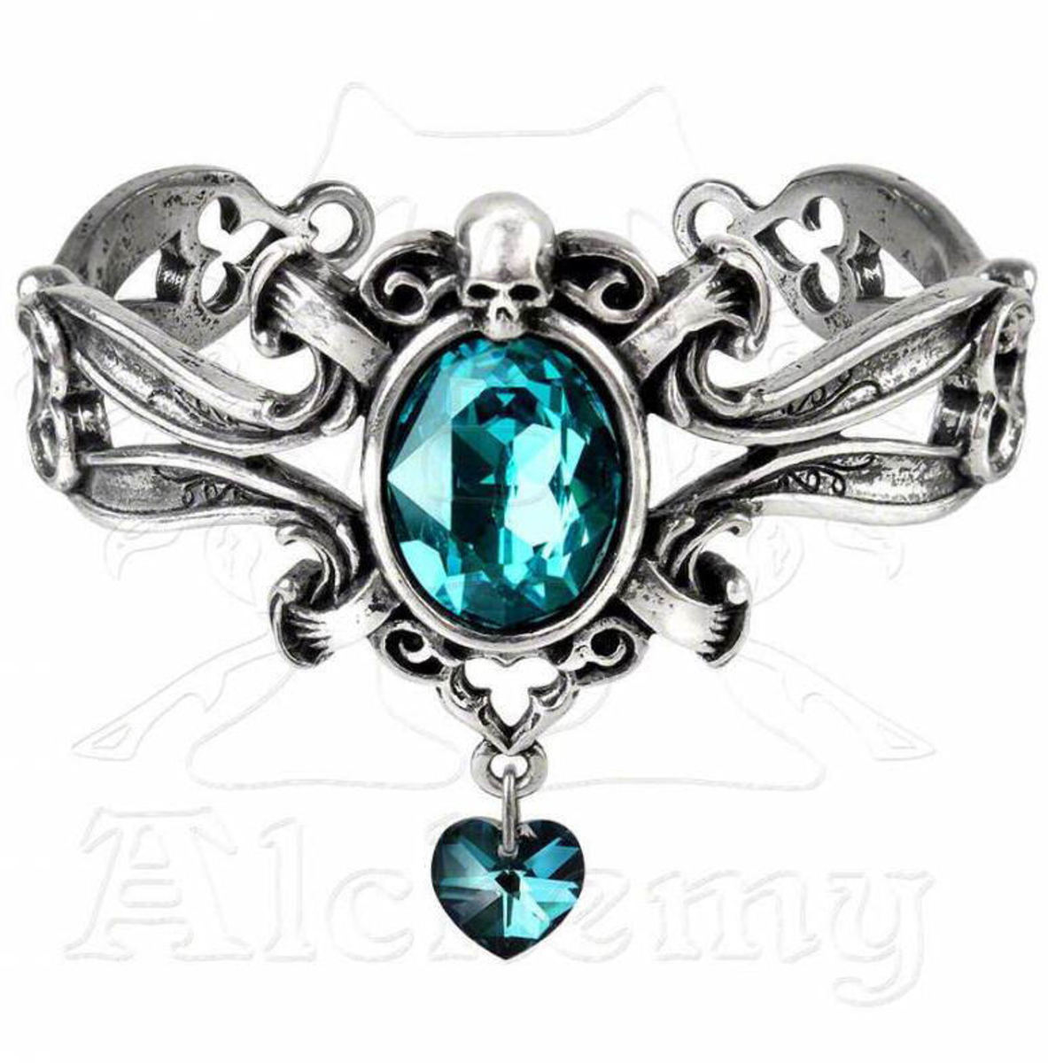 náramek ALCHEMY GOTHIC - The Dogaressa's Last Love - A104