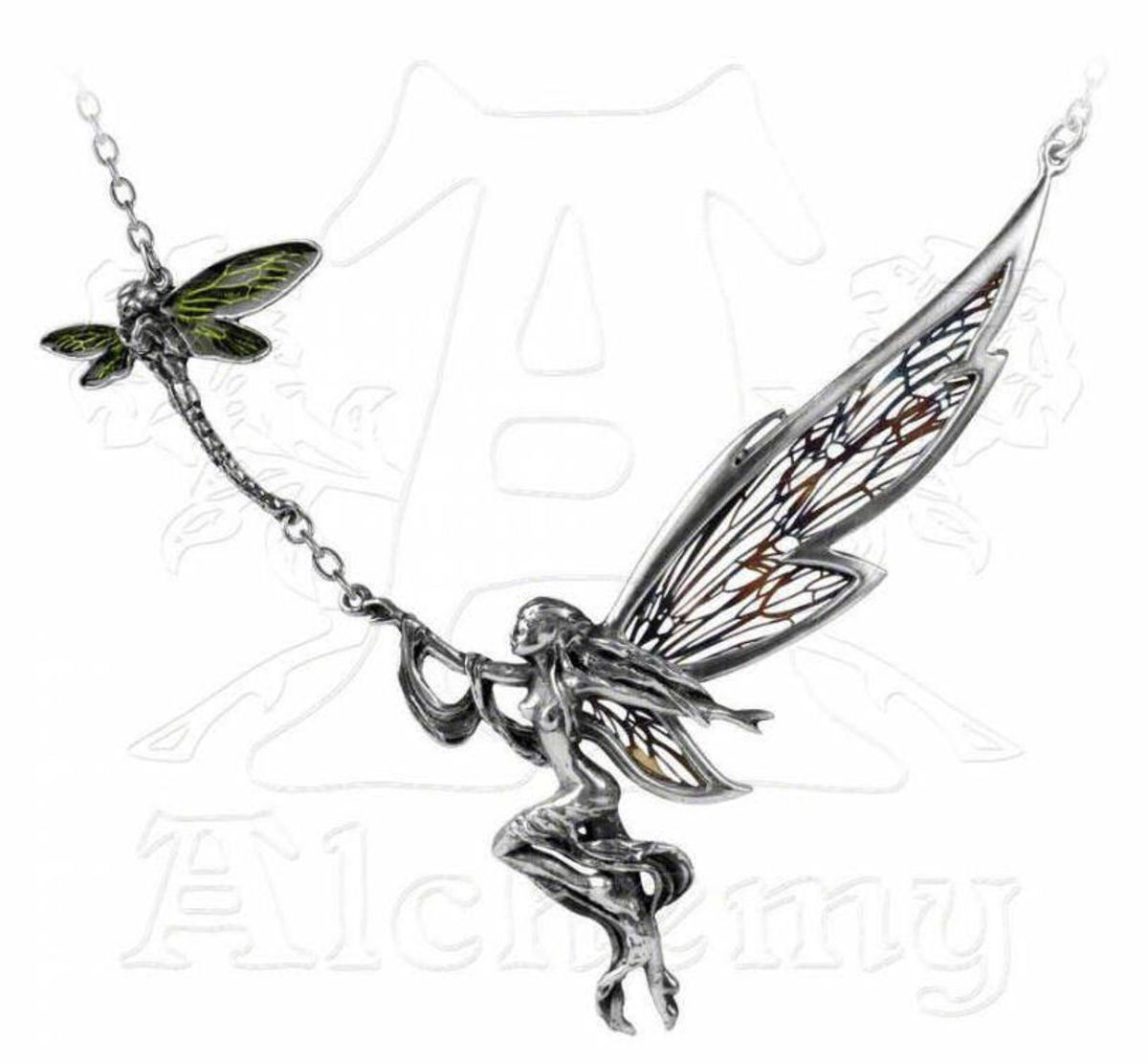 obojek ALCHEMY GOTHIC - A Fairy's Dream - P564