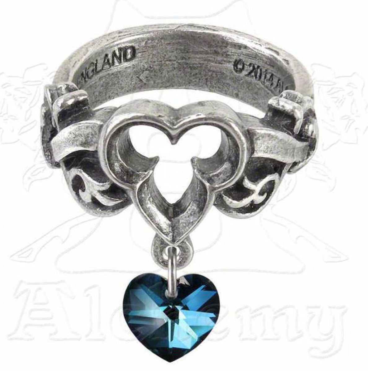 prsten ALCHEMY GOTHIC - The Dogaressa's Last Love - R199 Q