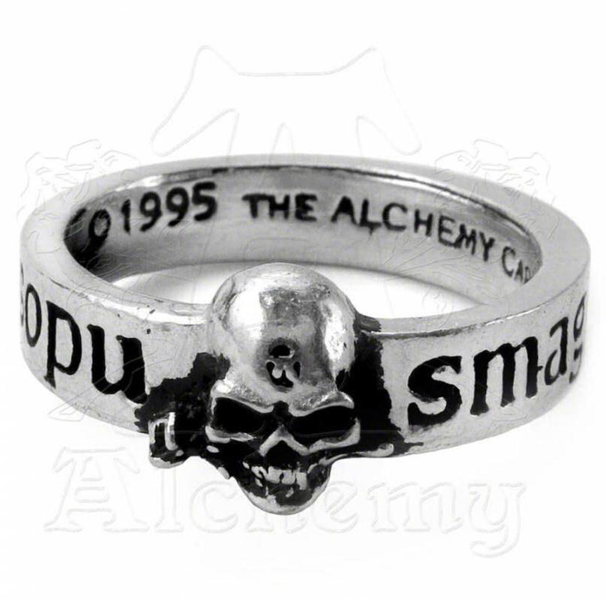 prsten ALCHEMY GOTHIC - Great Wish - R36 T