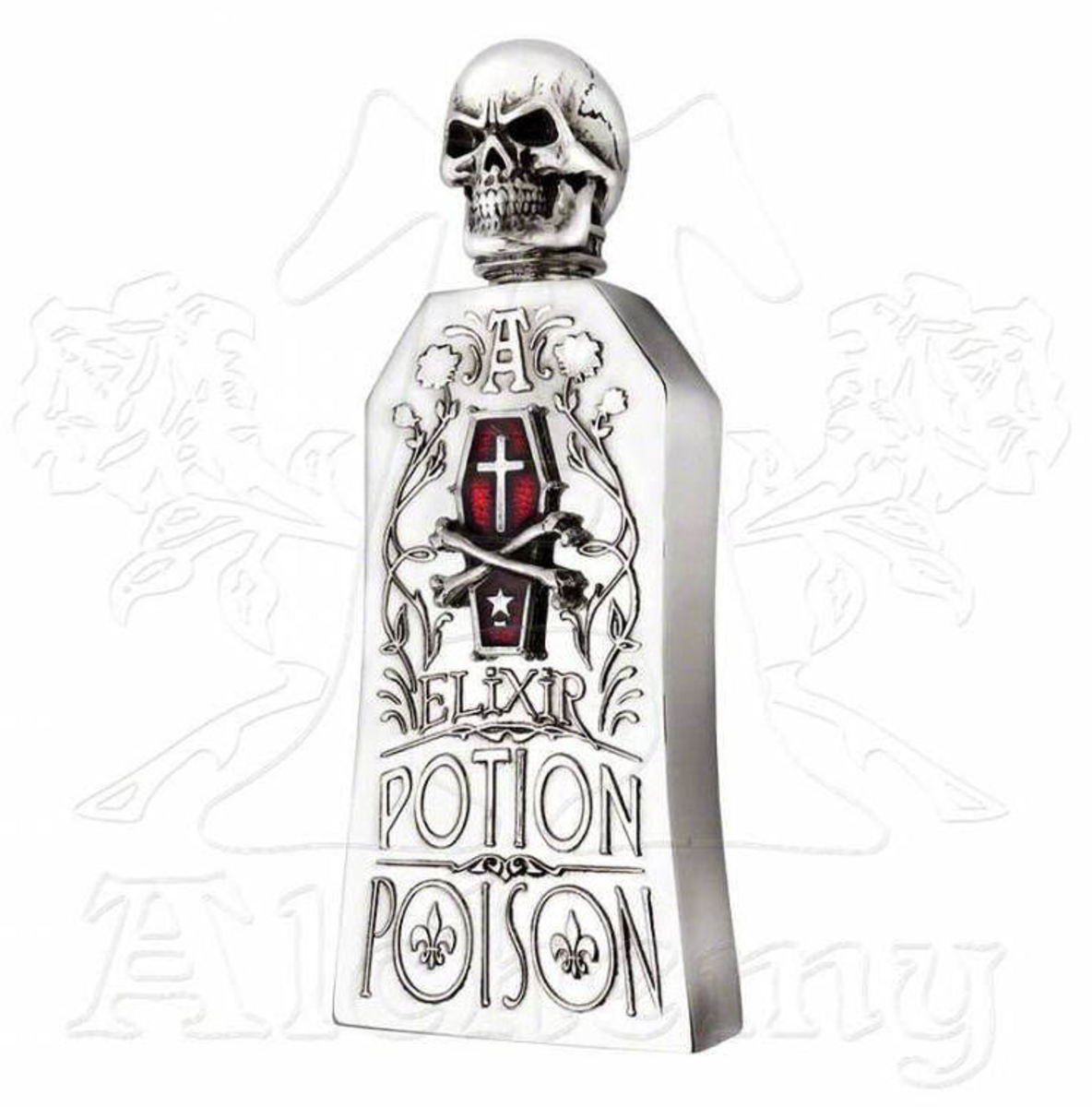 likérka ALCHEMY GOTHIC - Alchemists potion Bottle - AAF53