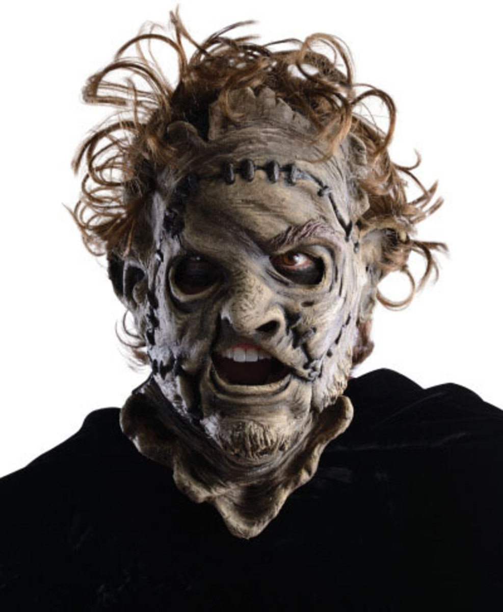 maska Texas Chainsaw Massacre - 3/4 Vinyl Mask Leatherface - RUB4926