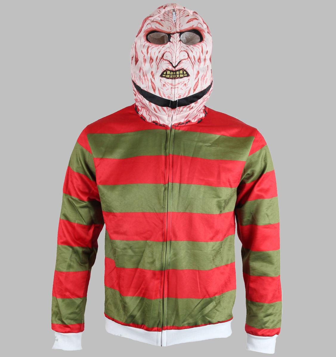 kostým (mikina) Noční můra z Elm Street - Freddy Krueger - RUB881568