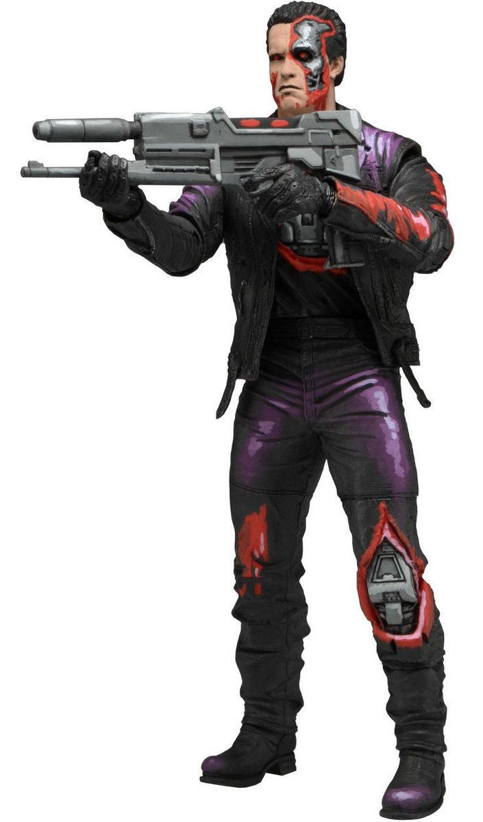 figurka Robocop vs. The Terminator - Plasma Rifle T - 800